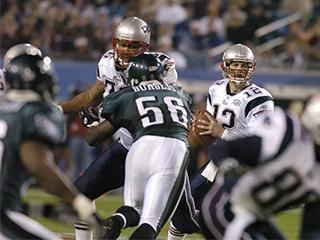 O Super Bowl está entre os maiores esportivos do mundo superando a casa dos  100 milhões de espectadores 1b358fbb10d